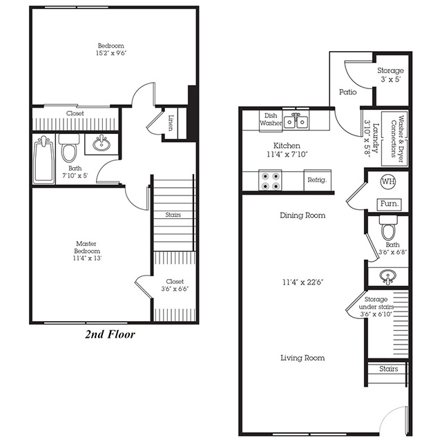floorplan-2bedtownhome